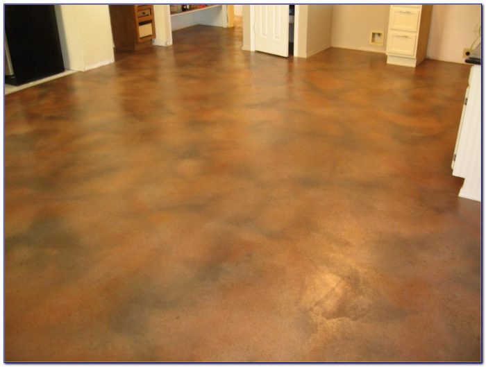 What to clean concrete floor with before painting for What to clean concrete floors with