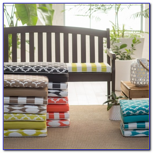 Patio Chair Cushions With Velcro Fasteners