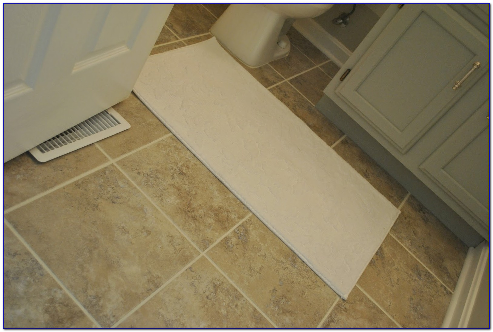 Peel And Stick Bathroom Floor Tile