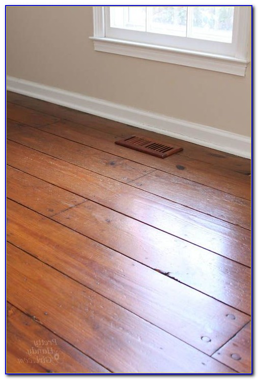Polishing Wood Floors Without Sanding