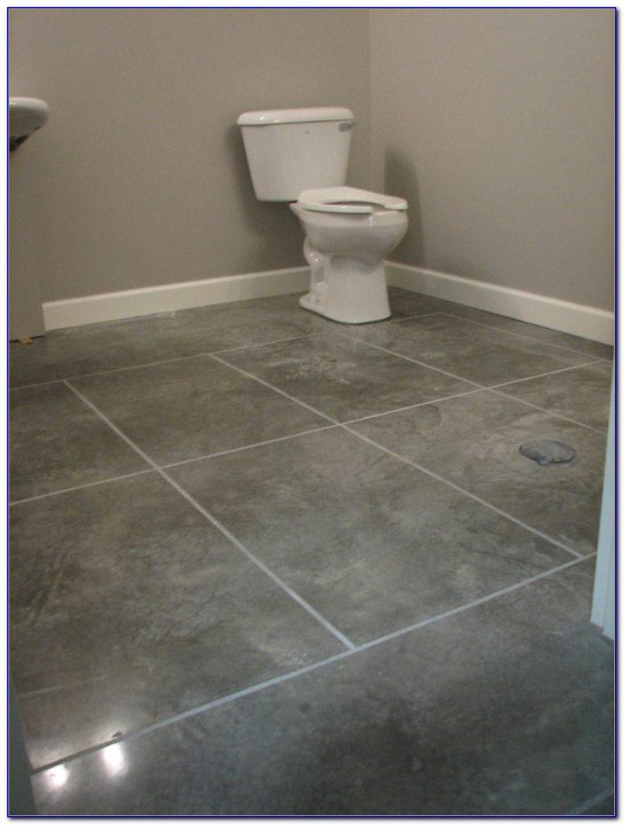 Radiant Heat Concrete Floor Design