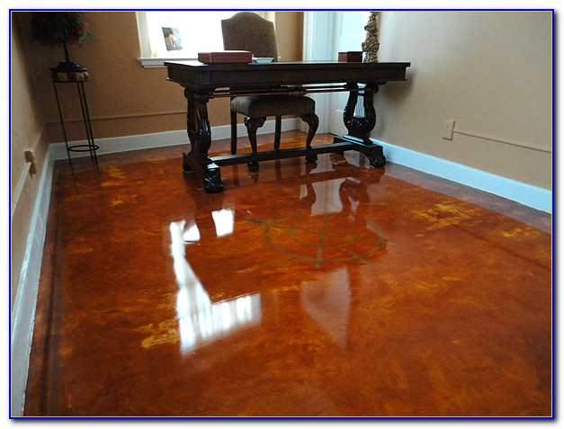 Radiant Heat Concrete Floors