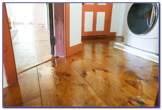 Restain Floors Without Sanding