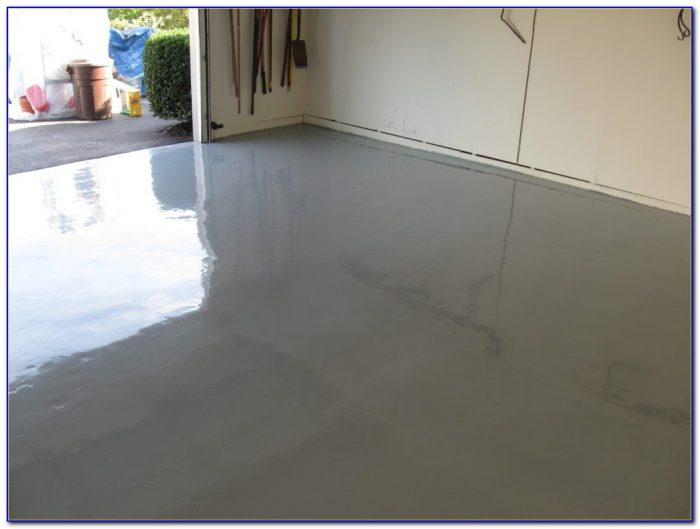 Rust Oleum Professional Garage Floor Coating