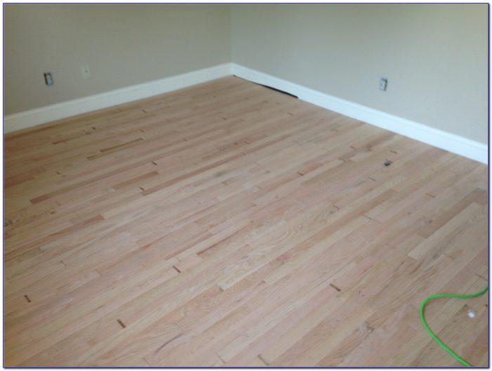 Sanding And Finishing Wood Floors