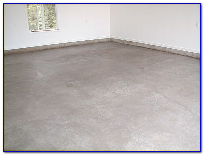 Sealer For Polished Concrete Floors