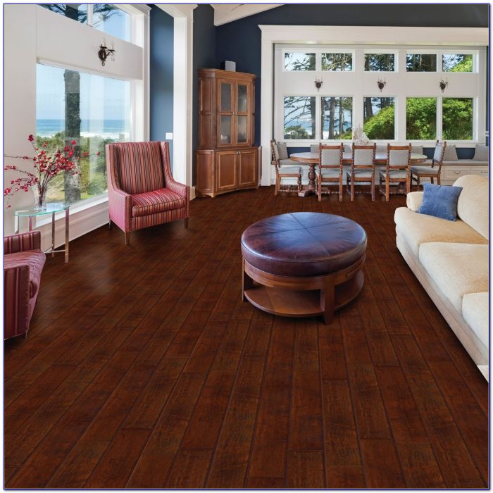 Select Surfaces Click Laminate Flooring Canyon Oak