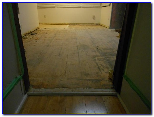 Self Leveler For Wood Floors : Underlayment for wooden floors flooring home design