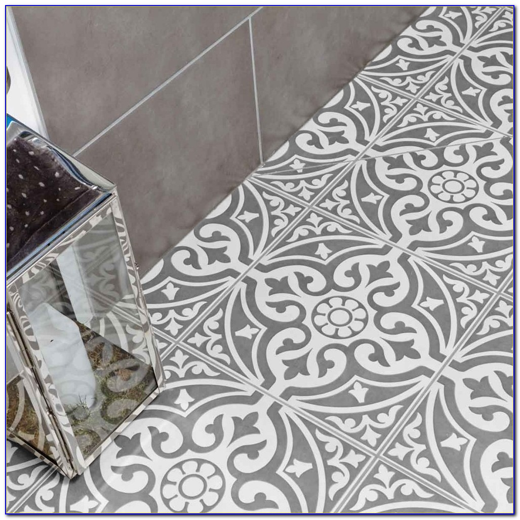 Slate Grey Ceramic Floor Tiles