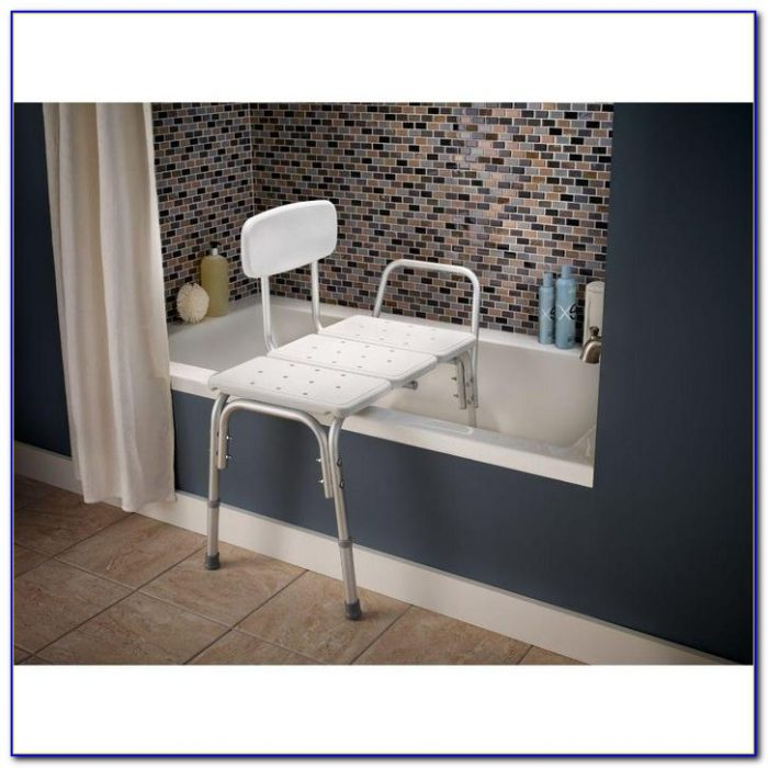 Sliding Transfer Bench For Tub