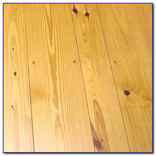 Southern Yellow Pine Wide Plank Flooring