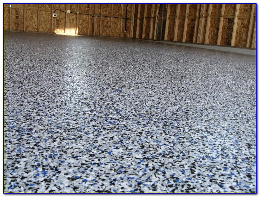 Speckled Paint For Garage Floors Flooring Home Design