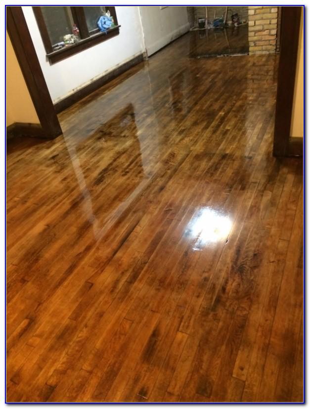 Staining Maple Wood Floors