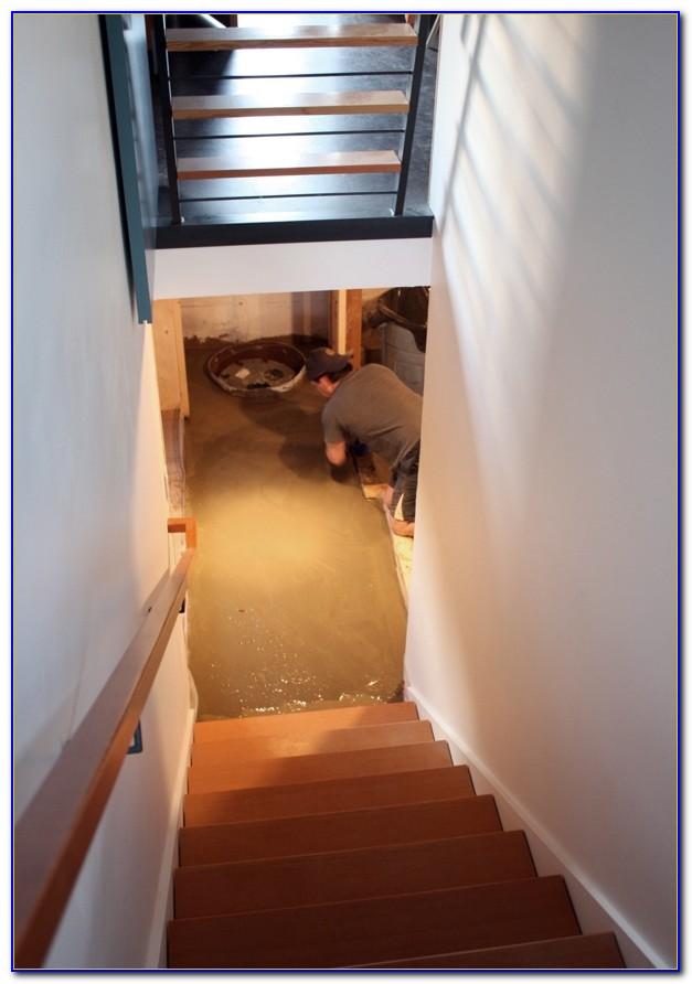 Sub Floor Self Leveling Compound