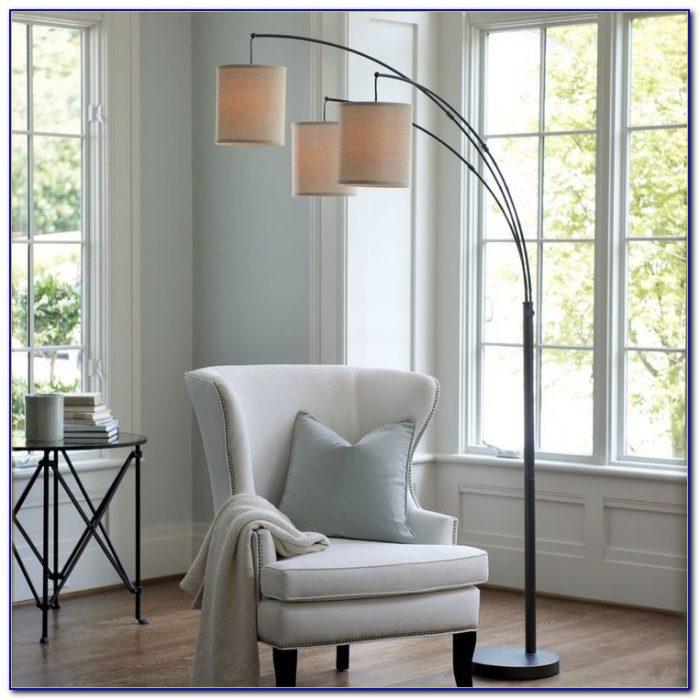 Threshold Arc Floor Lamp Shade