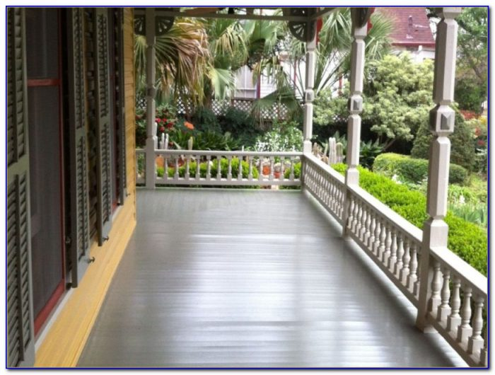 Tongue Groove Porch Floor Boards
