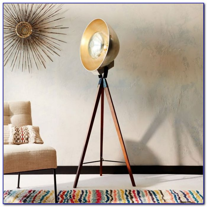 Tripod Studio Floor Lamp Uk