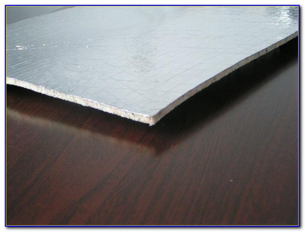 Underlayment For Laminate Floors Over Concrete