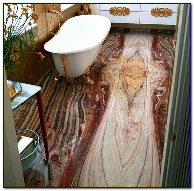 Unique Tile Floor Designs