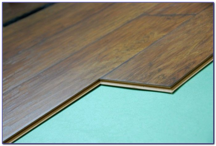 Vapor Barrier Under Laminate Flooring