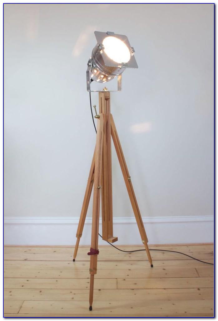 Vintage Tripod Floor Lamp Uk