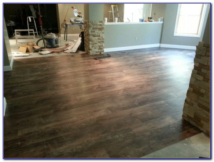 Vinyl Plank Snap Together Flooring