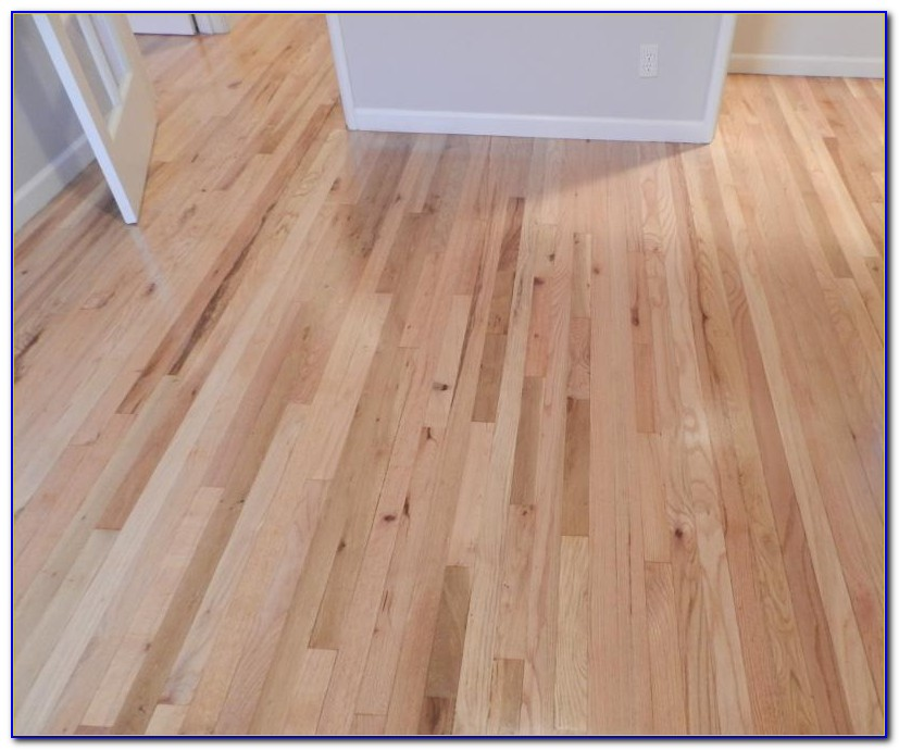 Water Based Hardwood Floor Finish