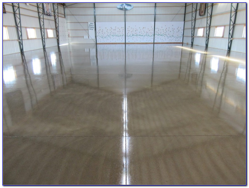 Waterproof Sealer For Concrete Floors