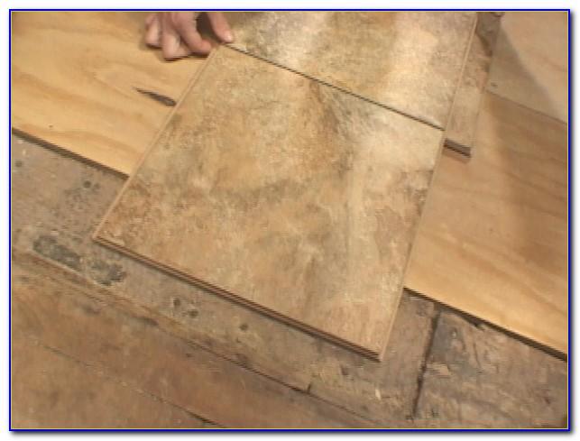 Waterproof Vinyl Snap Together Flooring
