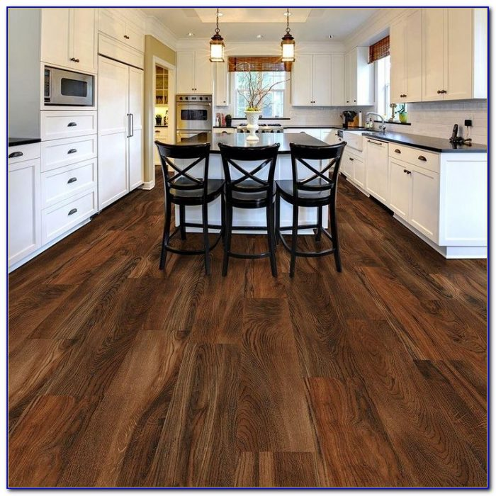 White Vinyl Wood Flooring Planks