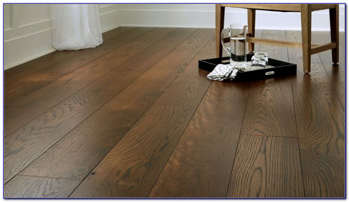 Wide Plank Prefinished Hardwood Flooring