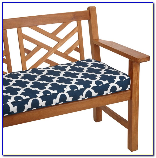 48 Bench Cushion Outdoor