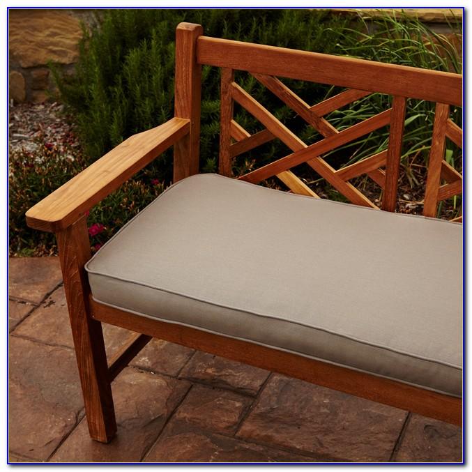 36 Inch Long Outdoor Bench Cushion 48 Inch Bench Pillow