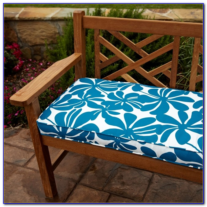 48 Inch Outdoor Bench Cushions Bench Home Design Ideas Amdl0qggdy104728