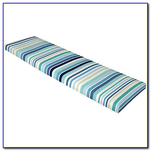 48 X 15 Outdoor Bench Cushion