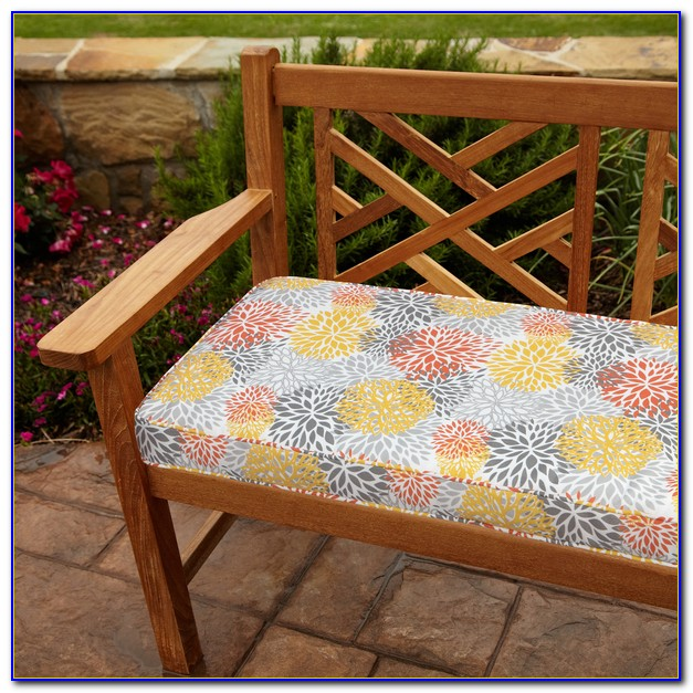 48 X 16 Outdoor Bench Cushion