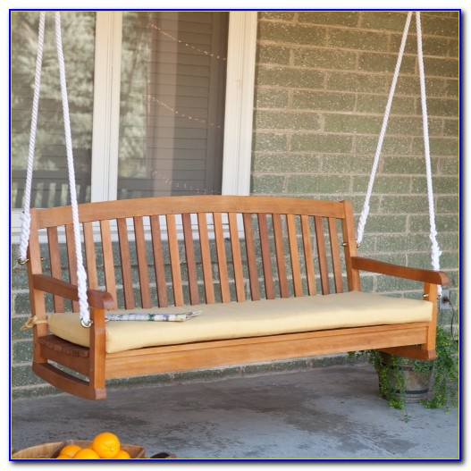 5 Foot Garden Bench Cushions