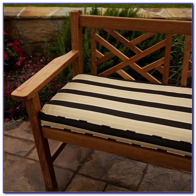 60 Inch Outdoor Bench Cushion