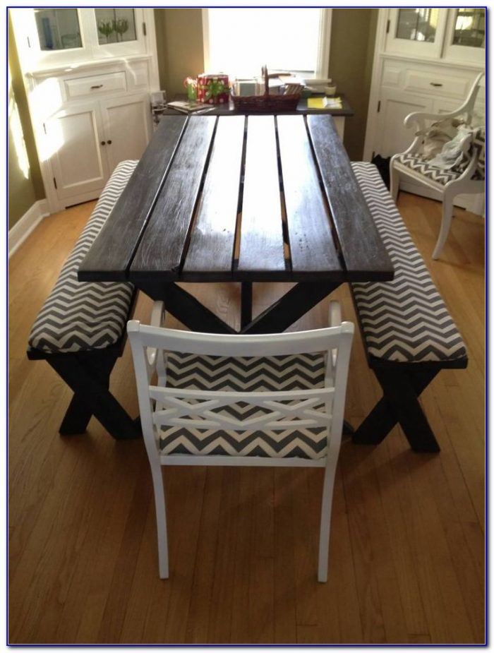 8 Foot Picnic Table Bench Cushions