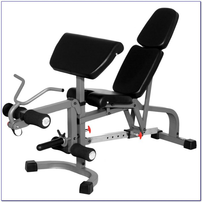 Adjustable Incline Decline Weight Bench