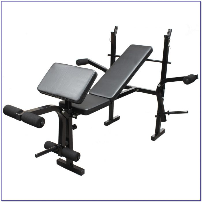 All In One Weight Bench