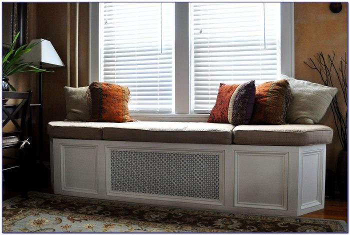 Bay Window Bench Seat Cushions