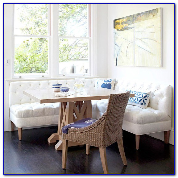 Bench For Breakfast Nook