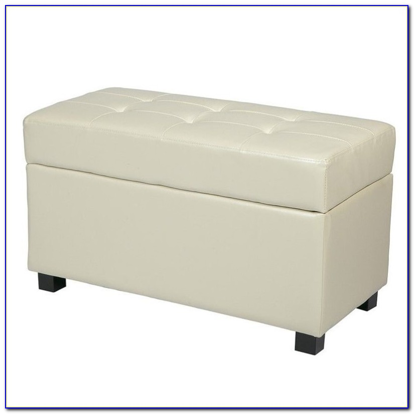 Bench Ottoman With Storage