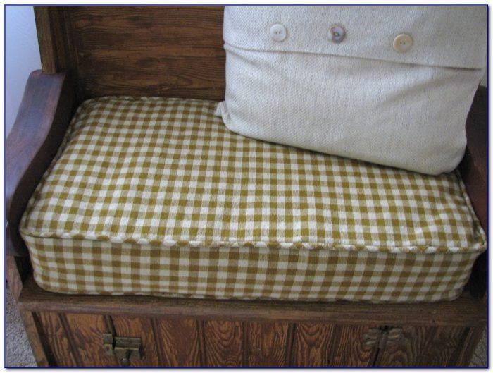 Bench Seat Cushion Pads