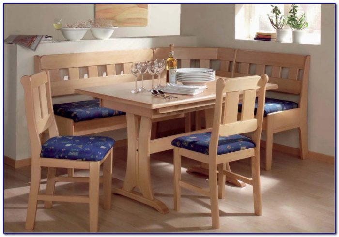 Bench Seating With Storage Kitchen Table
