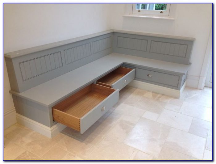 Bench Style Seating For Kitchen