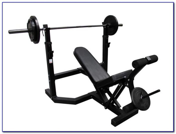 Best Olympic Weight Bench For The Money