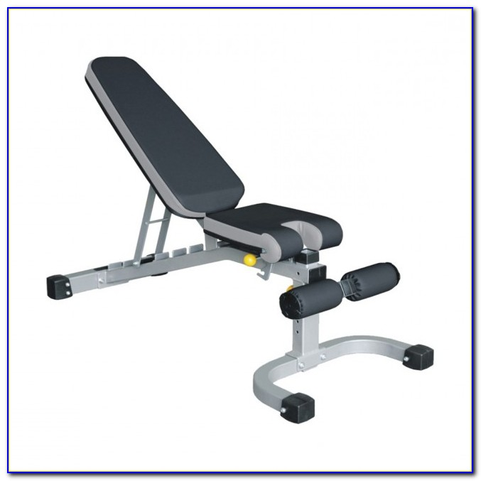 Bodyrip Multi Purpose Weight Training Bench