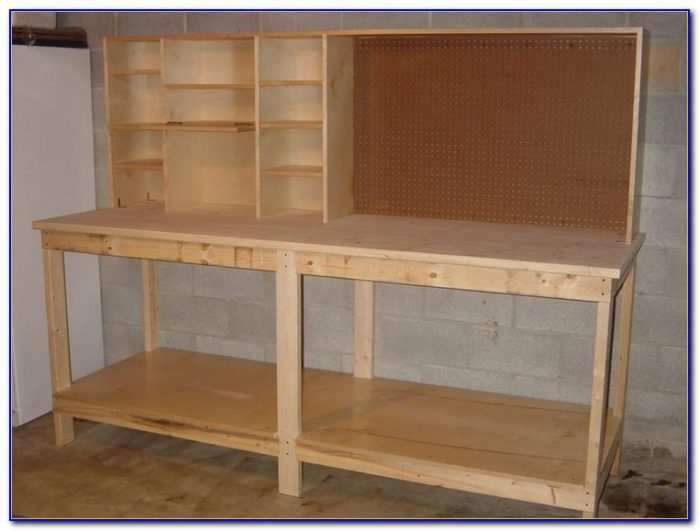 Building A Simple Reloading Bench